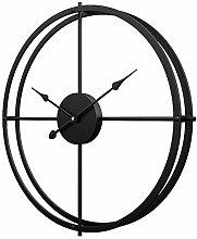 Olz Designer Wall Clock Modern Geometric Oversized