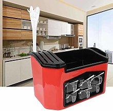 Omabeta Plastic Kitchen Organizer Seasoning Jar