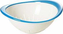 Omada 'trendy' Large Colander 26cm - Blue