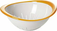Omada 'trendy' Large Colander 26cm - Yellow