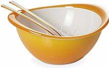 Omada Design bowlsalad and Colander Cutlery (3