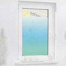 Ombre Window Sticker East Urban Home