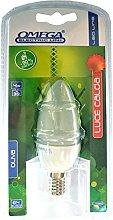 Omega Electric Line LD690/C–LED Oil Lamp,