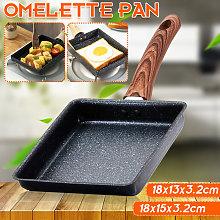 Omelette Pan Japanese Tamagoyaki Egg Roll Style