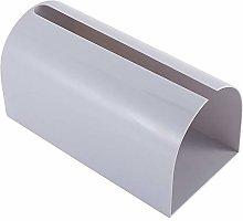 Omenluck 1 Pc Folded Hand Towel Dispenser For