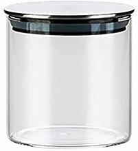 Omenluck 1Pc Large Capacity Glass Jars With Lid
