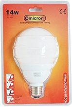 Omicron 14 Watt Compact Fluorescent Light Globe
