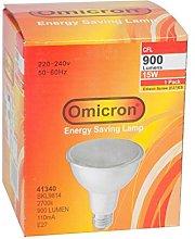 Omicron 15 Watt Par30 Compact Fluorescent Light