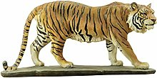 OMING Statues Simulation Tiger Statue Home Feng