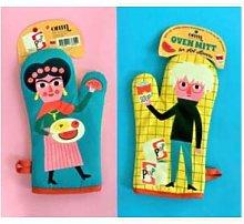 Omm Design - Oven Mitt for Art Lovers