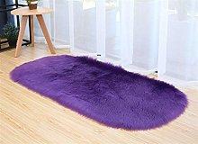 Ommda Faux Fur Rug Sheepskin for Living Room