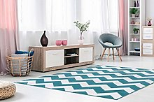 One Couture Arabesque Flat Pile Carpets Zig Zag