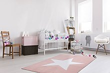 One Couture Children's Rug Star Design Carpets