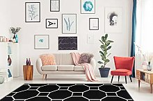 One Couture Flat Pile Carpets Modern Box Design