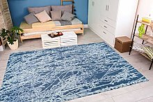 One Couture Modern Vintage Washable Rug 150cm x