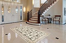 One Couture Oriental Rug Ornamental Scroll Carpets