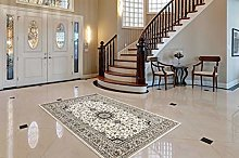 One Couture Oriental Rug Ornaments Scroll Carpets