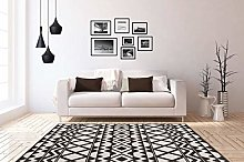 One Couture Rug 120 cm x 170 cm brown