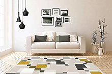 One Couture Rug 200 cm x 290 cm yellow