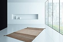 One Couture Rug 80 cm x 150 cm White