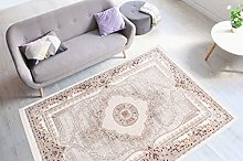 One Couture Rug Classic Oriental Fringe Living