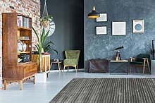 One Couture Rug Modern Striped Lines Carpets