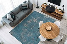 One Couture Vintage Rug Modern Used Look Carpets