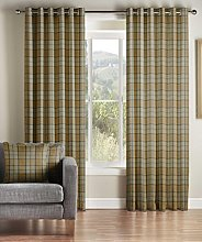 One Pair Of MONTGOMERY Modern Checked Design Brae