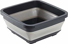 One plus one Gray Portable Basins Washbasin Basin