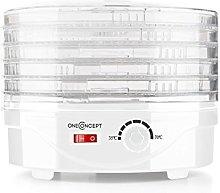 Oneconcept Bonsai Food Dryer - 5 Floors Dehydrator