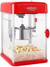 oneConcept Rockkorn Popcorn Machine - Classic