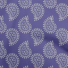 oneOone Cotton Flex Amethyst Fabric Block Block