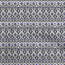 oneOone Cotton Flex Beige Fabric Ikat Ikat Fabric