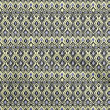 oneOone Cotton Flex Greenish Beige Fabric Ikat