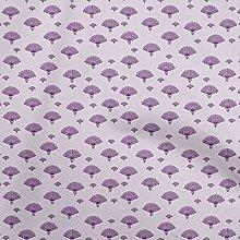 oneOone Cotton Flex Light Purple Fabric Block