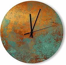 onepicebest 30 cm Silent Non-Ticking Wall Clock