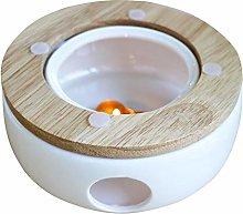 OnePine Elegant Porcelain Teapot Warmer, Teapot