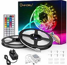 Onforu 20m RGB LED Strip Lights Kit, Flexible
