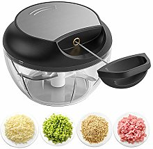 Onion Chopper,Vegetable Slicer Chopper with 3