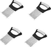 Onion Slicer Food Slice Assistant, Stainless Steel