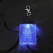 Only 1 Piece 3D Acrylic Night Light LED Magic