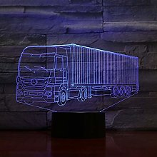 Only 1 Piece 3D bulbing Light Toys LED Color