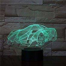 Only 1 Piece 3DConcept Car Super Fast Car Design