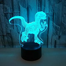 Only 1 Piece Crack of Dinosaur Table Lamps