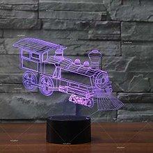 Only 1 Piece Locomotive Modeling Acrylic