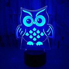Only 1 Piece New Kind of Pheasant 3D Led Desk Lamp