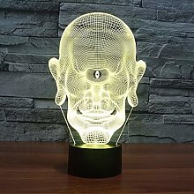 Only 1 Piece Special Monocular Led Table 3D Touch