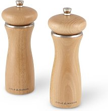 Only Cook 2-Piece Salt and Pepper Mill Set Symple