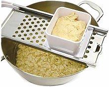 Onsinic Pasta Machine Manual Noodle Spaetzle Maker