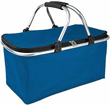 ONVAYA® shopping basket foldable with cooling